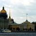 Isaakskathedrale und Admiralität, Sankt Petersburg, RU