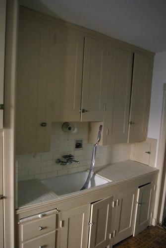 Shaker Heights Restoration: An Unmolested 1920s Kitchen
