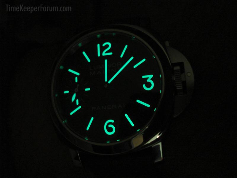 Panerai 111 Review | TimeKeeperForum com