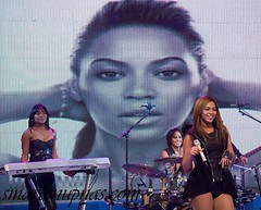 beyonce on 106 & park