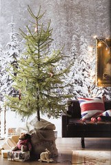 christmas scene (lorryx3) Tags: christmas inspiration snow tree jack union christmastree scan unionjack unionjackpillow