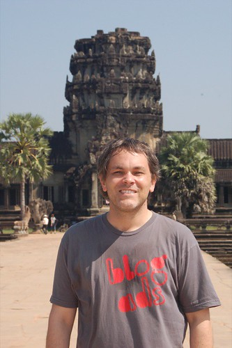 BlogAds Does Angkor Wat