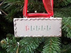 Soldered Ornament (HA! Designs - Artbyheather) Tags: christmas sign fun funky ornament soldered hadesigns artbyheather