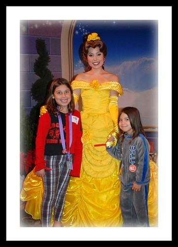 Belle and the girls