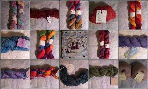 K.A.Y.E. Yarn Mini-Stash