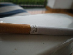 Dettaglio (CLiC.) Tags: light photoshop lights nikon lol no cigarette smoke marlboro fumo sigaretta