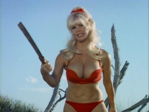 Darlene Gray Russ Meyer --The image Association