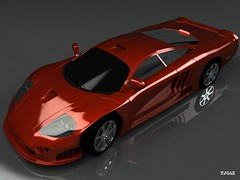 Saleen S7 Twin Turbo Red (Zugas) Tags: color art car wheel digital 3d cg automobile maya modeling computergenerated autodesk digitalart tire automotive 3dart trunk hotrod hood fx generated rendered computergraphics hdri cgi sportscars 3dmodel 3dmodeling saleen mentalray 3dimage saleens7twinturbo 3dcar computermodeling autodeskmaya cgmodeling mentalrayrender mentalraymodeling carrender maya2009 mayacar mentalraycar autodeskmaya2009 cgicar