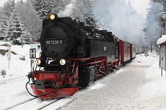 HSB Harzer Schmalspurbahn (MR-Fotografie) Tags: winter nikon brocken harz hsb d90