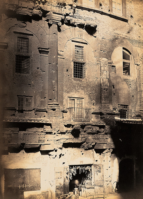Via de Sugherari the Theatre of Marcellus Rome by National Galleries of Scotland Commons