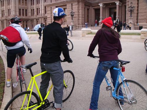 Bikehugger Mobile Social - SXSWi 2009