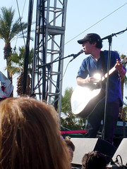 Coachella 2009 - M. Ward