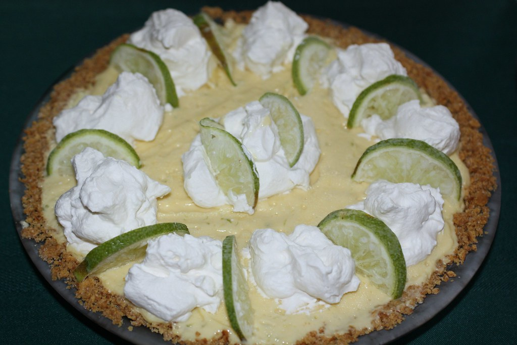 Barefoot Contessa's Frozen Key Lime Pie