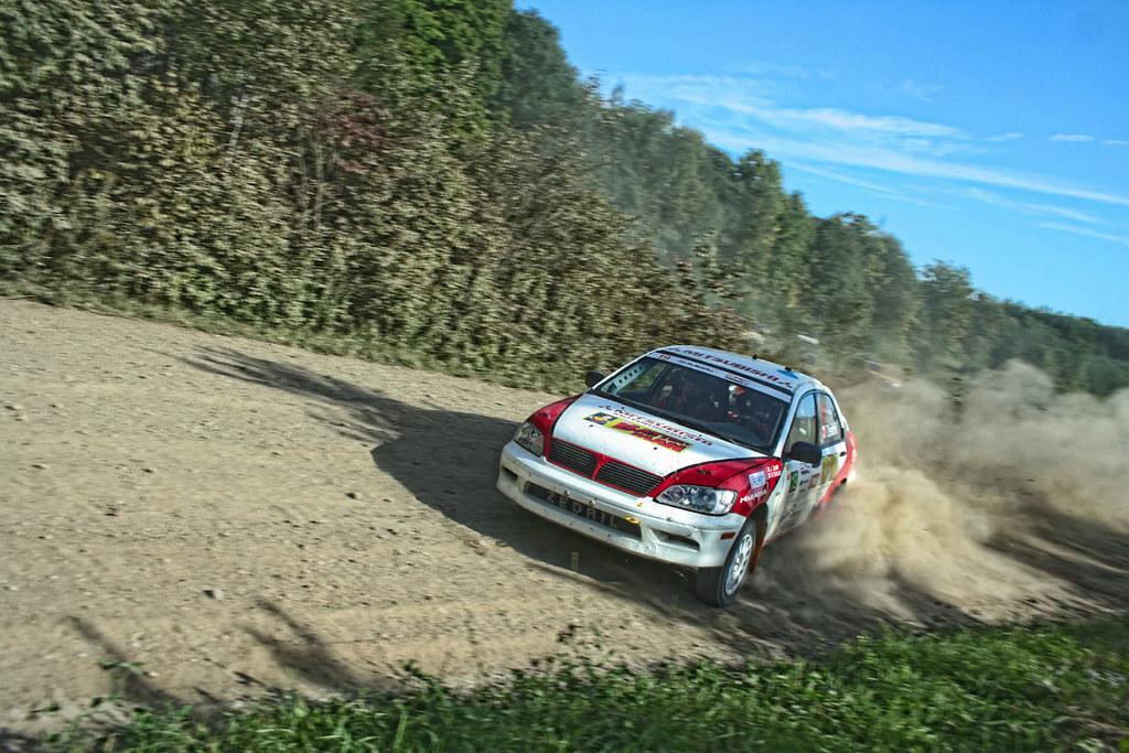Jan Zedril - Rallye Défi