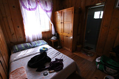 Our room in Sagada