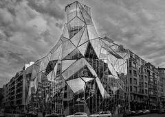 COLL-BARREU Arquitectos-OSAKIDETZA en Bilbao (derrosenkavalier) Tags: architecture bilbao osakidetza collbarreuarquitectos