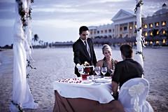 Beach Dining (Iberostar Hotels & Resorts) Tags: hotel resort mayanriviera romanticdinner