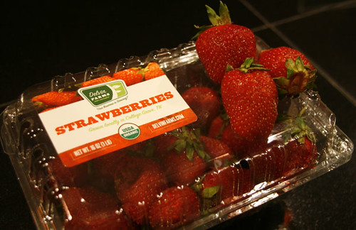 8.strawberries