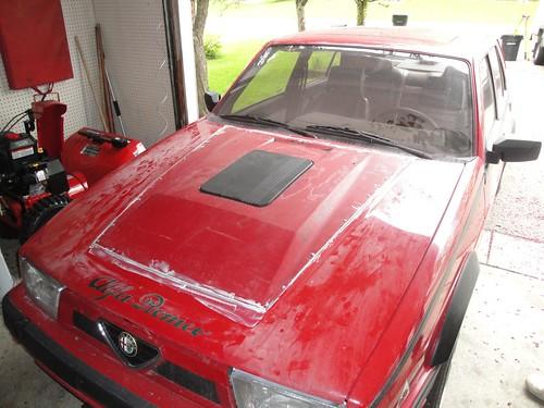 1985 alfa romeo gtv6. 1985 Alfa Romeo GTV6,
