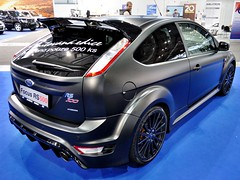 Ford Focus RS500 (The Adventurous Eye) Tags: ford focus brno 500 rs autosalon 2011 rs500 carscarscars