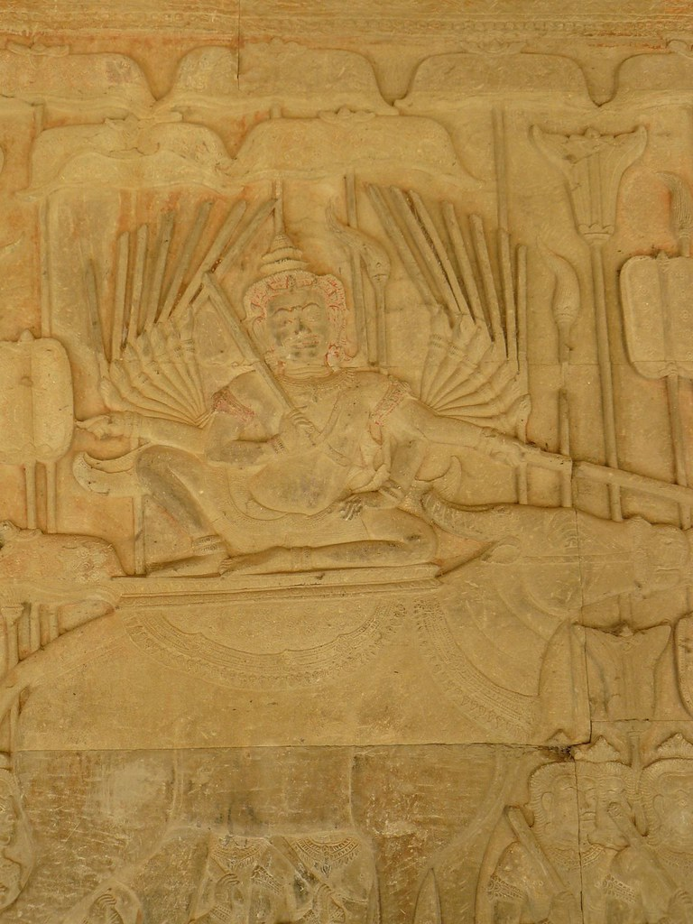 Cambodge - Angkor #94