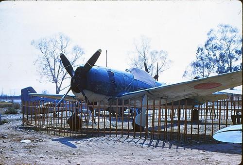 Warbird picture - 97-C4-30 1960 Nakajima KI-84 Hayate