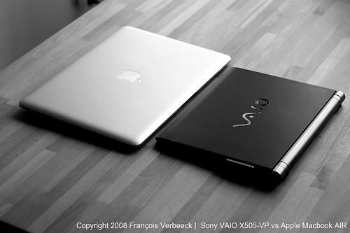 Apple Mac or Sony Vaio?
