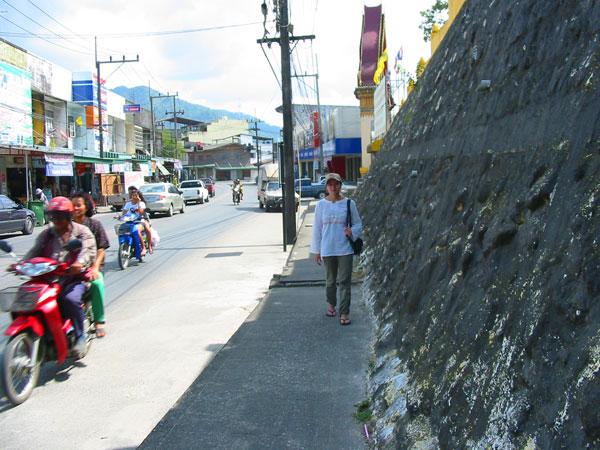 Прогулка по Ранонгу.