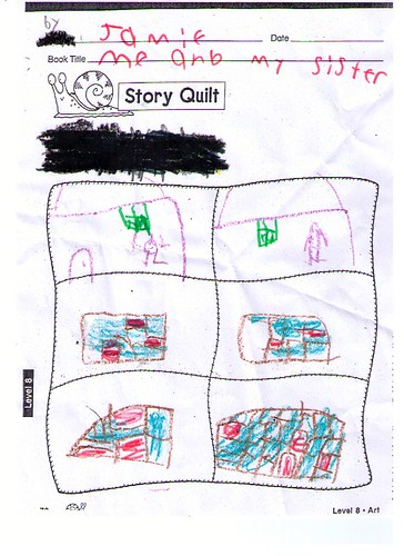 Quilt Story - From School