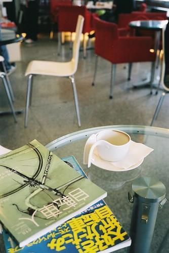 136 咖啡店 (by 小帽(Hat))