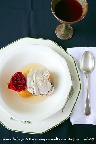 a dessert for love