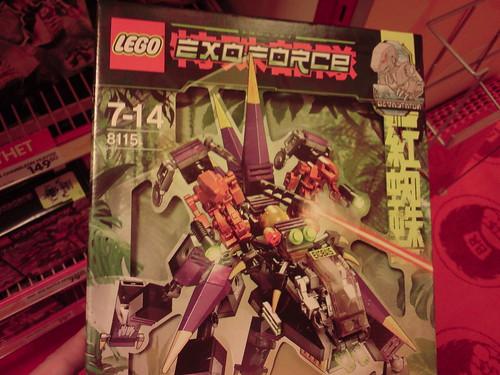 Lego Exoforce