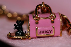 [My cute puppy] ([Miss DIOR]) Tags: pink black bag puppy juicy juicycouture glod missdior alreem omgmissdthisshotrocks awthanx