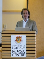 Michael Geist at University of Calgary