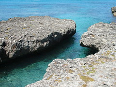 Erosion At The Cayman's (My Ports Of Call) Tags: carnival conquest caymans