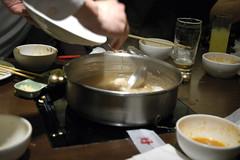 สุกี้ยากี้ (Thai-suki), Coca Restaurant, Hibiya