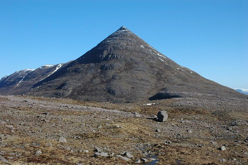 Beinn an Eoin from the south