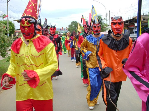 Informacion De Peru. Carnaval Rioja - Perú