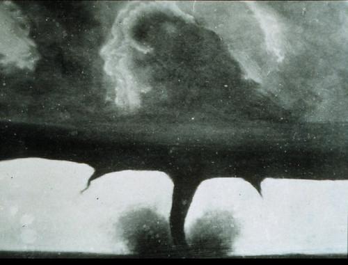oldest tornado