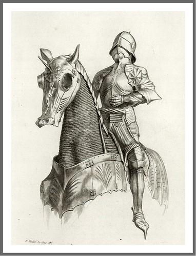 pag 140b-Tomo V-Armadura alemana sel siglo XV