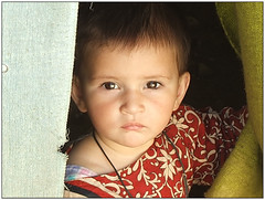 Neighbourhood Kid (Shadan Khattak) Tags: pakistan girl kid peshawar nwfp abbottabad
