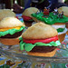 Fire Up the Grill for Hamburger Cupcakes!
