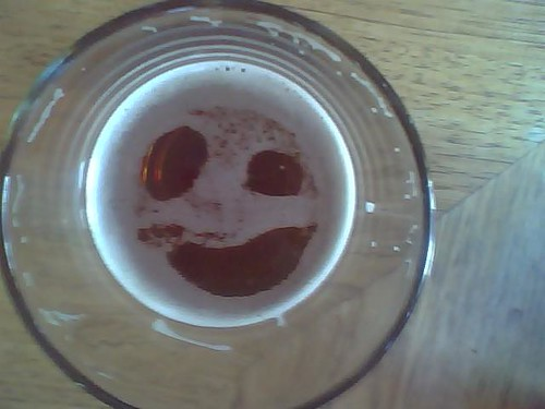 Beer Happy Face