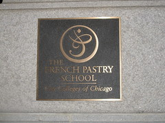 Pierre Hermé: French Pastry School - signage