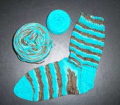 Alpaca Paca Peds - Sock 1