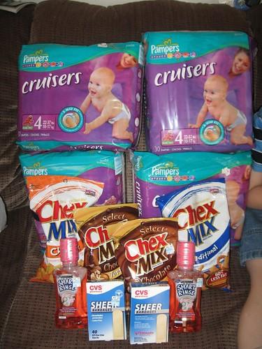 CVS Deals 6-6-2008