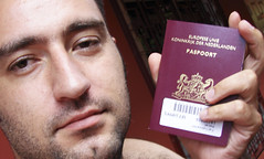 A new passport!