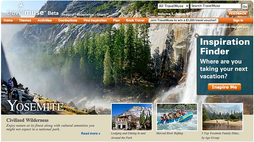 Travel Must home page