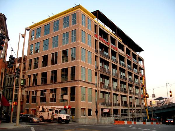 Parker Flats June 9, 2008