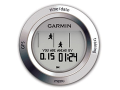 Forerunner 405 Virtual Partner